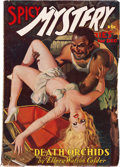 Pulps:Horror, Spicy Mystery Stories - December 1935 (Culture) Condition: VG....