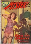 Pulps:Detective, Spicy Mystery Stories - July 1941 (Culture) Condition: FN....