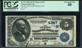 North Baltimore, OH - $5 1882 Date Back Fr. 532 The First NB Ch. # (M)4347 PCGS Extremely Fine 40.<