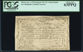 Colonial Notes:New Hampshire, New Hampshire April 3, 1755 Redated January 1, 1756 15s Cohen Reprint PCGS Choice New 63PPQ.. ...