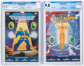 Modern Age (1980-Present):Superhero, Thanos Quest #1 and 2 Group (Marvel, 1990) CGC NM/MT 9.8 White Pages.... (Total: 2 Comic Books)
