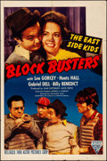 """Movie Posters:Comedy, Block Busters (Astor, R-1950). Folded, Fine/Very Fine. One Sheet(27"""" X 41""""). Comedy.. ..."""