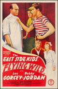"""Movie Posters:Comedy, Flying Wild (Monogram, 1941). Very Fine- on Linen. One Sheet (27"""" X41.5""""). Comedy. From the Collection of Frank B..."""