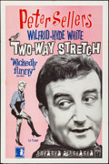"""Movie Posters:Comedy, Two-Way Stretch (Showcorporation, 1961). Folded, Very Fine. OneSheet (27"""" X 41""""). Comedy.. ..."""