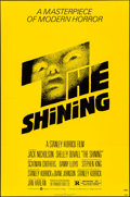 """Movie Posters:Horror, The Shining (Warner Brothers, 1980). Folded, Very Fine. One Sheet(27"""" X 41""""). Saul Bass Artwork. Horror.. ..."""