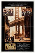 "Movie Posters:Crime, Once Upon a Time in America (Warner Brothers, 1984). Folded, VeryFine. One Sheet (27"" X 41""). Crime.. ..."