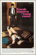 """Movie Posters:Thriller, Tony Rome (20th Century Fox, 1967). Folded, Very Fine. One Sheet(27"""" X 41""""). Thriller.. ..."""
