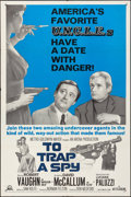 """Movie Posters:Action, To Trap a Spy & Other Lot (MGM, 1966). Folded, Very Fine. OneSheets (2) (27"""" X 41""""). Action.. ... (Total: 2 Items)"""