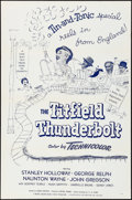 """Movie Posters:Comedy, The Titfield Thunderbolt (Continental, R-1950s). Folded, Very Fine.One Sheet (27"""" X 41""""). Comedy.. ..."""