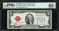 Small Size:Legal Tender Notes, Fr. 1507 $2 1928F Legal Tender Note. PMG Gem Uncirculated 65 EPQ.....