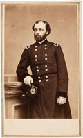 Photography:CDVs, Quincy A. Gillmore Carte de Visite....