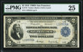 Large Size:Federal Reserve Bank Notes, Fr. 778 $2 1918 Federal Reserve Bank Note PMG Very Fine 25.. ...