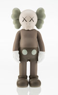 Collectible:Contemporary, KAWS (b. 1974). Companion (Brown), 2016. Painted cast vinyl. 10-3/4 x 5 x 3-1/2 inches (27.3 x 12.7 x 8.9 cm). Open Edit...