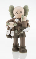 Collectible:Contemporary, KAWS (b. 1974). Clean Slate (Brown), 2018. Painted cast vinyl. 14 x 8 x 8 inches (35.6 x 20.3 x 20.3 cm). Open Edition. ...