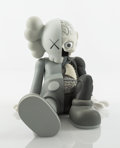 Collectible:Contemporary, KAWS (b. 1974). Resting Place Companion (Grey), 2013. Painted cast vinyl. 8-1/2 x 9 x 11-1/2 inches (21.6 x 22.9 x 29.2 ...