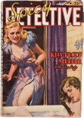 Pulps:Detective, Spicy Detective Stories - August 1939 (Culture) Condition: VG....