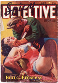 Pulps:Detective, Spicy Detective Stories - October 1937 (Culture) Condition: VG....