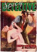 Pulps:Detective, Spicy Detective Stories - August 1937 (Culture) Condition: VG....