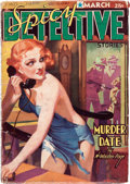 Pulps:Detective, Spicy Detective Stories - March 1937 (Culture) Condition: VG-....
