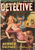 Pulps:Detective, Spicy Detective Stories - April 1941 (Culture) Condition: VG-....