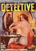 Pulps:Detective, Spicy Detective Stories - January 1935 (Culture) Condition: VG-....
