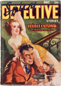 Pulps:Detective, Spicy Detective Stories - December 1936 (Culture) Condition: VG+....