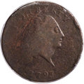 Large Cents, 1793 1C Chain, AMERICA, S-3, B-4, Low R.3, Good 6 PCGS....