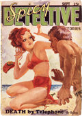 Pulps:Detective, Spicy Detective Stories - September 1934 (Culture) Condition:VG-....