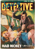 Pulps:Detective, Spicy Detective Stories - January 1941 (Culture) Condition: VG....