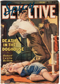 Pulps:Detective, Spicy Detective Stories - February 1942 (Culture) Condition: VG....