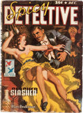 Pulps:Detective, Spicy Detective Stories - December 1942 (Culture) Condition:VG/FN....