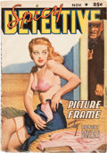 Pulps:Detective, Spicy Detective Stories - November 1941 (Culture) Condition: VG....