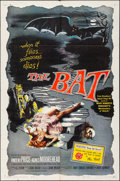 """Movie Posters:Horror, The Bat (Allied Artists, 1959). Folded, Very Fine-. One Sheet (27""""X 41""""). Horror.. ..."""