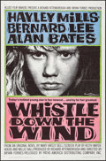 "Movie Posters:Drama, Whistle Down the Wind (Pathé-America, 1962). Folded, Very Fine/NearMint. One Sheet (27"" X 41"") Style A. Drama.. ....."