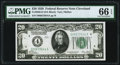 Small Size:Federal Reserve Notes, Fr. 2050-D $20 1928 Federal Reserve Note. PMG Gem Uncirculated 66 EPQ.. ...