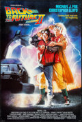 """Movie Posters:Science Fiction, Back to the Future Part II (Universal, 1989). Rolled, Very Fine-.One Sheet (27"""" X 41"""") DS. Drew Struzan Artwork. Sci..."""