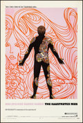 """Movie Posters:Science Fiction, The Illustrated Man (Warner Brothers, 1969). Fine+ on Linen. OneSheet (27.5"""" X 41""""). Science Fiction.. ..."""