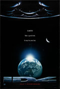 "Movie Posters:Science Fiction, Independence Day & Other Lot (20th Century Fox, 1996). Rolled,Very Fine. One Sheet (27"" X 40"") & Insert (14"" X 36"") DSAdva... (Total: 2 Items)"