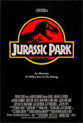 """Movie Posters:Science Fiction, Jurassic Park (Universal, 1993). Rolled, Very Fine. One Sheet(26.75"""" X 39.75"""") DS. Chip Kidd and Sandy Collora Artwo..."""