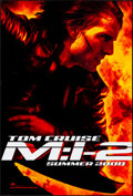 "Movie Posters:Action, Mission: Impossible 2 & Other Lot (Paramount, 2000). Rolled,Very Fine-. One Sheets (2) (26.75"" X 39.75"" & 27"" X 41"") DSAdv... (Total: 2 Items)"