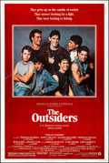 "Movie Posters:Crime, The Outsiders & Other Lot (Warner Brothers, 1982). Rolled, Fine/Very Fine-. Posters (2) (40"" X 60""). Crime.. ... (Total: 2 Items)"