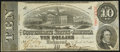 Confederate Notes:1863 Issues, T59 $10 1863 PF-25 Cr. 442B Very Fine-Extremely Fine.. ...