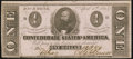 Confederate Notes:1863 Issues, T62 $1 1863 PF-17 Cr. 480 Extremely Fine-About Uncirculated.. ...