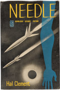 Books:First Editions, Hal Clement Needle Signed and Inscribed First Edition (Doubleday, 1950)....