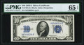 Small Size:Silver Certificates, Fr. 1702 $10 1934A Silver Certificate. PMG Gem Uncirculated 65 EPQ.. ...