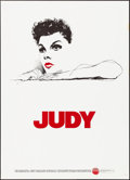 "Movie Posters:Musical, Judy (Medallion TV, 1964). Rolled, Very Fine. Judy GarlandTelevision Posters (2) (23"" X 32""). Musical.. ... (Total: 2 Items)"