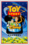 """Movie Posters:Animation, Toy Story (Disney Channel, 1997). Rolled, Very Fine+. Television One Sheets (30) Identical (27"""" X 41"""") SS, with Original Stu... (Total: 31 Items)"""
