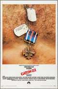 """Movie Posters:War, Catch-22 & Other Lot (Paramount, 1970). Folded, Very Fine. OneSheets (2) (27"""" X 41""""). War.. ... (Total: 2 Items)"""