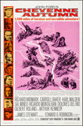"""Movie Posters:Western, Cheyenne Autumn & Other Lot (Warner Brothers, 1964). Folded,Fine/Very Fine. One Sheets (2) (27"""" X 41""""). Gustav Rehberger Ar...(Total: 2 Items)"""