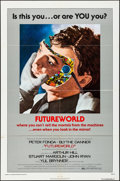 "Movie Posters:Science Fiction, Futureworld & Other Lot (American International, 1976). Folded,Very Fine-. One Sheets (2) (27"" X 41""). Science Ficti..."